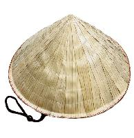 Bamboo Conical Hat
