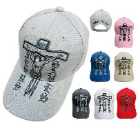 JESUS SAVES [Crucifix] Hat