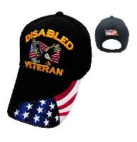 DISABLED VETERAN Ball Cap