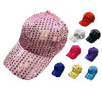 Sequin Ball Cap