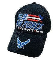 Licensed US Air Force Hat *FLY *FIGHT *WIN