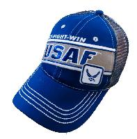Licensed USAF Mesh Hat [Fly/Fight/Win]