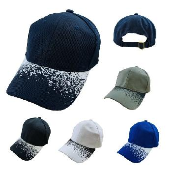 Cool and Dry Ball Cap [Fade Colors] Buckle Back