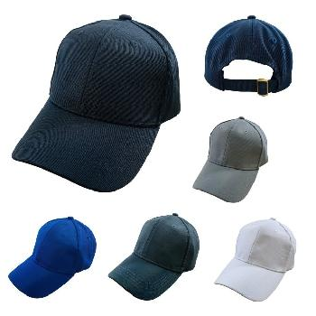 Cool and Dry Ball Cap [Solid Colors] Buckle Back