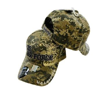US Army Star Camo Camouflage Shadow Ball Cap Baseball Embroidered Licensed Hat