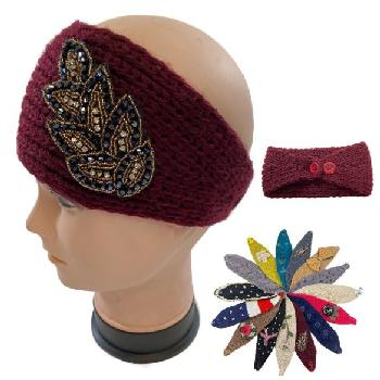 Over Stock Mix & Match Knitted Headband