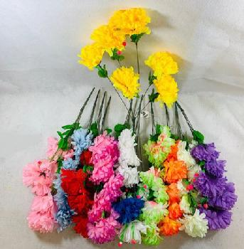 6 Head Flower - Assorted colors
