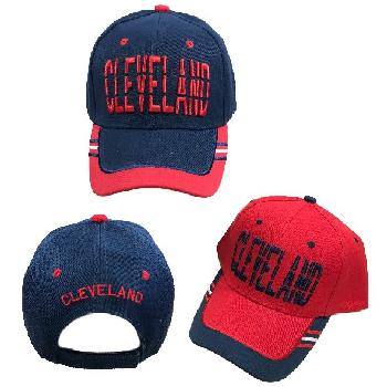 CLEVELAND Hat [Window Shade Font] N/R