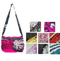 "6.25""x9.75"" Reversible Sequin Waist Pack"