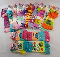 Toe Sock and Glove Set [Printed]