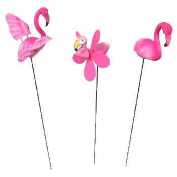 Yard Stake [Pink Flamingo]