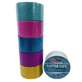 XtraTuff Duct Tape [Glitter] 10ydx1.85in
