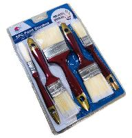 5pc Paint Brush [Blister Pkg]