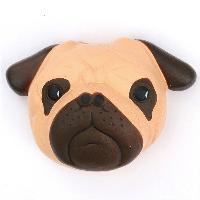 Slow Rising Squishy Toy *Pug