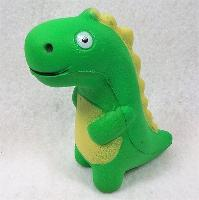 Slow Rising Squishy Toy *Green Dinosaur