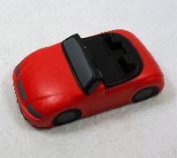 Slow Rising Squishy Toy *Red Car