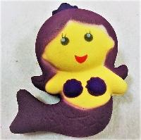 Slow Rising Squishy Toy *Purple Mermaid