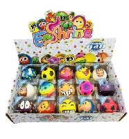 Slow Rising Squishy Toy [Ball] *Display Box