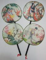 Chinese Fans-Round