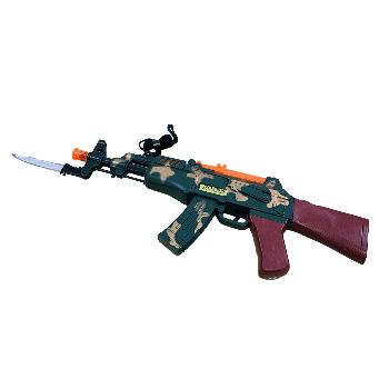 "16"" Sniper Rifle Sound/Light Toy Gun [8906]"