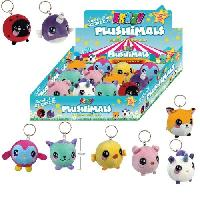 Plushimals-Key Chain Stuffed Animals