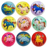 "12"" Inflatable Ball [Unicorns]"