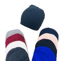 Knitted Beanie [Solid Colors]