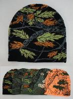 Knitted Beanie [Assorted Hardwoods Camo]